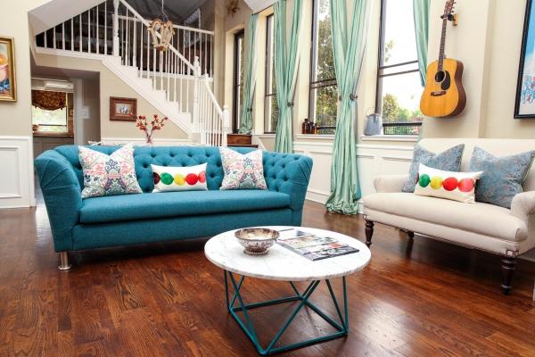 yeni oturma odası
